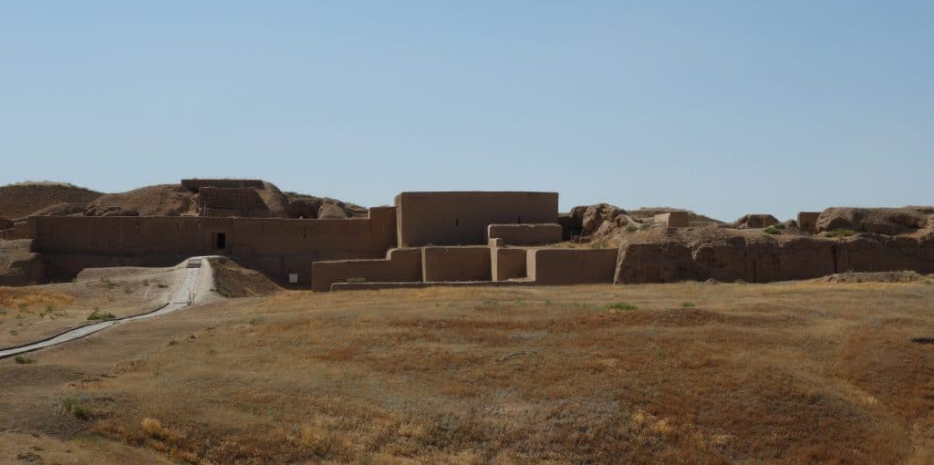 Fortress of Nisa