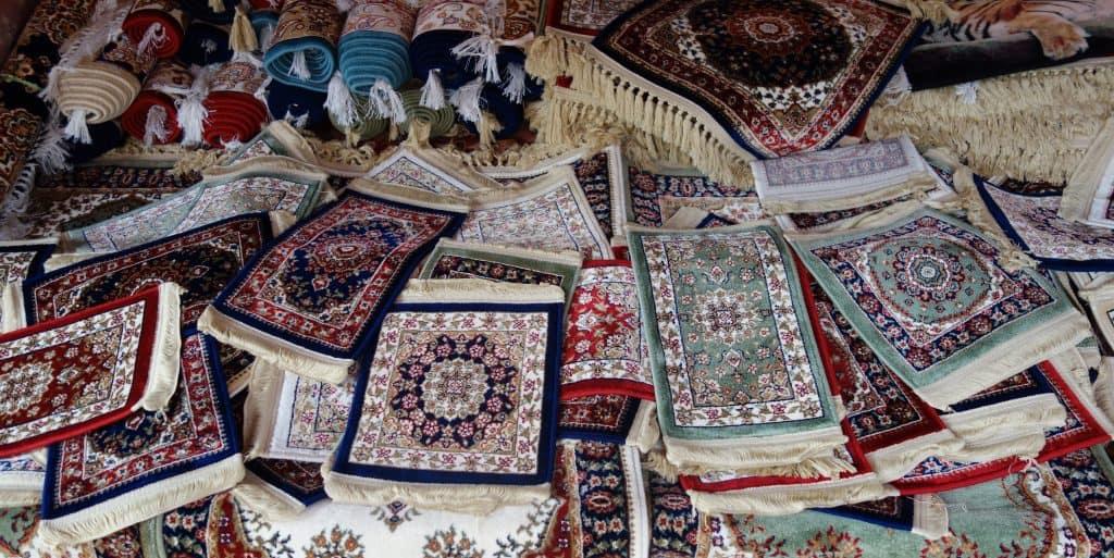Carpets, Kashgar, China