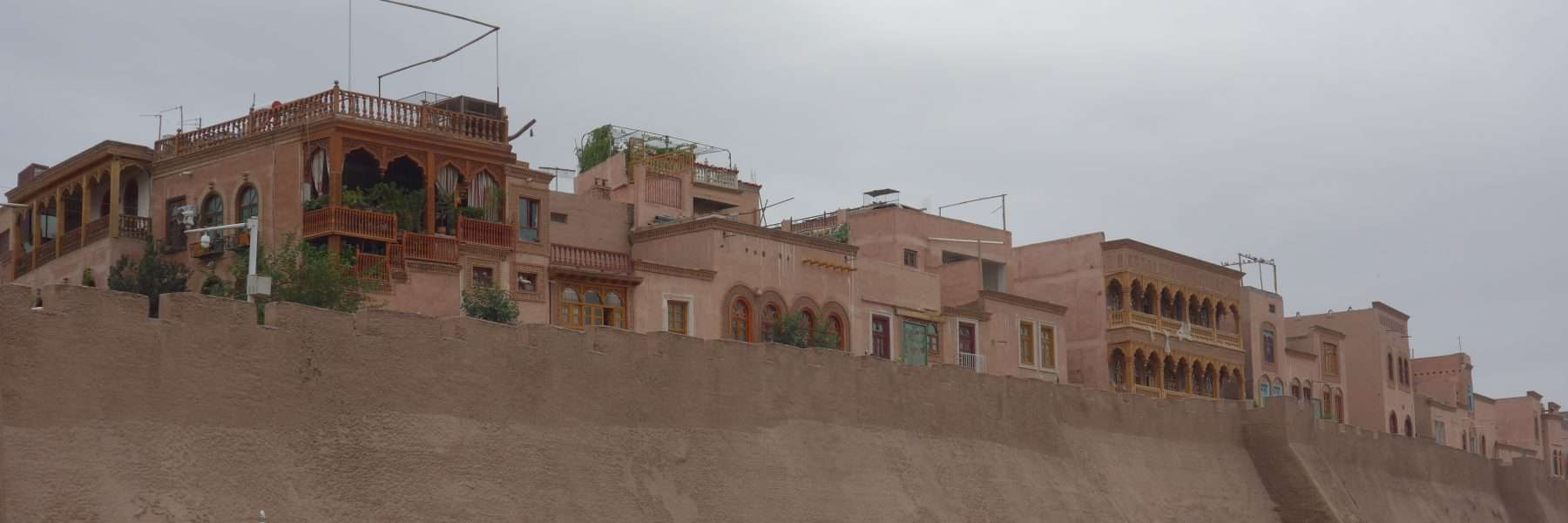 Old Town of Kashgar, China