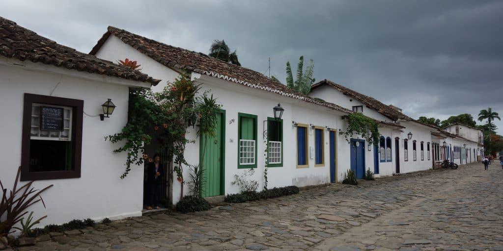 Old Town, Paraty, Brazil