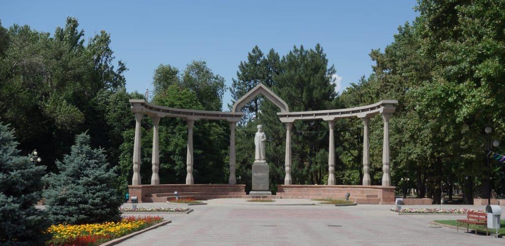 Park in Bishkek