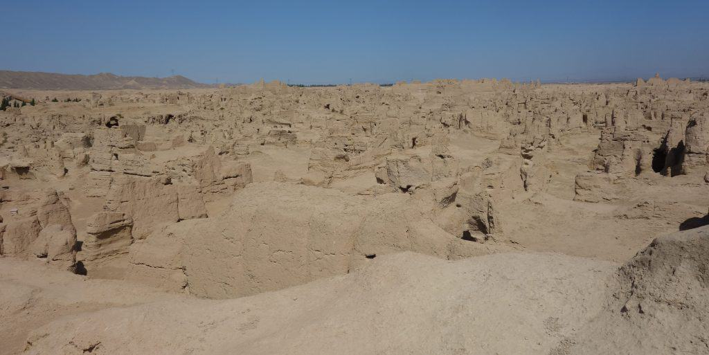 Ruins of Jiaohe