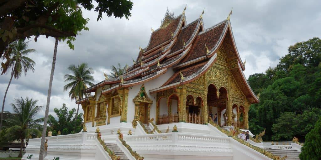 Palace Museum, Luang Prabang, Laos