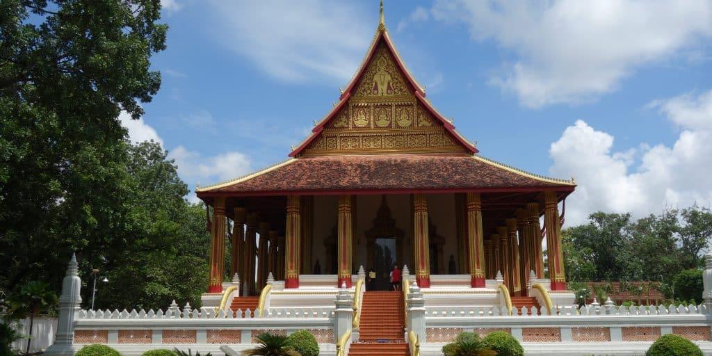 Haw Phra Kaew, Vientiane, Laos