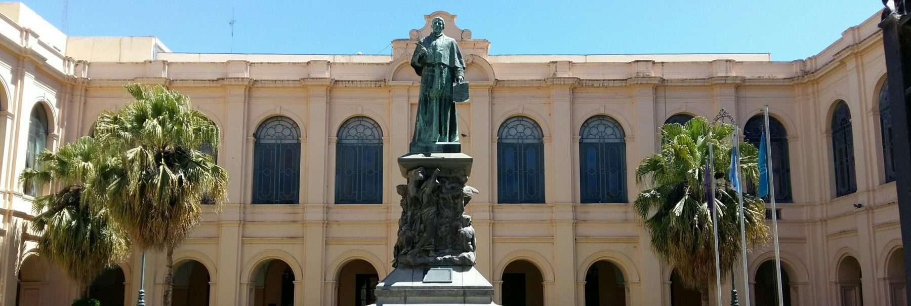 Manzana Jesuitica, Cordoba, Argentina