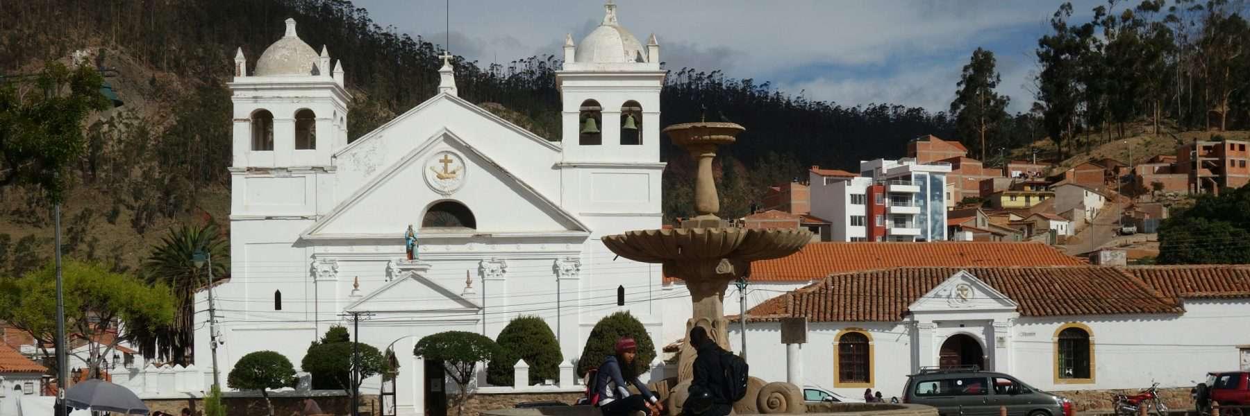 La Recoleta, Sucre, Bolivia