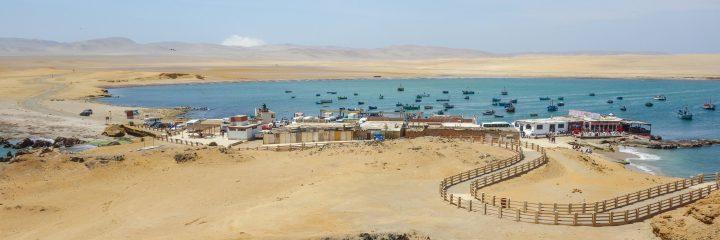 Paracas Peninsula, Peru