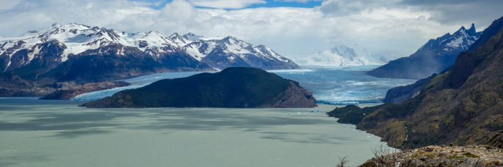 Glacier Grey, Torres del Paine National Park, Patagonia, Chile