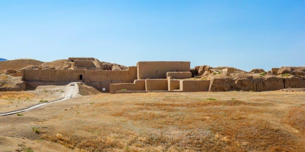 Fortress of Nisa, Ashgabat, Turkmenistan