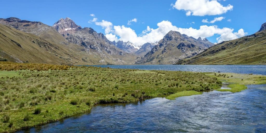 Cordillera Blanca, Huaraz, Peru